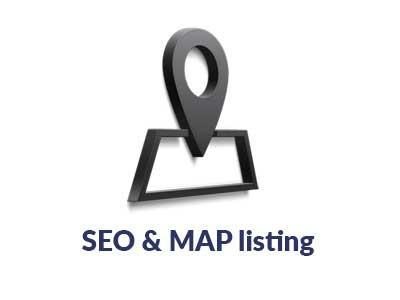 SEO-&-MAP-listing